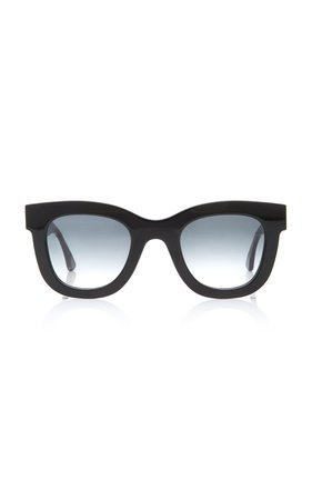 Thierry Lasry Gambly Acetate Square-Frame Sunglasses