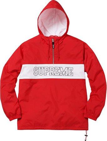 supreme windbreaker