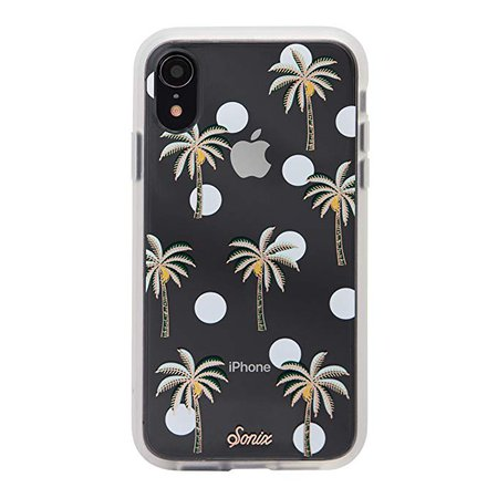 """Amazon.com: iPhone XR, Sonix Indigo (Blue Flowers) Cell Phone Case [Military Drop Test Certified] Women's Protective Clear Case for Apple iPhone (6.1"""") iPhone XR: Gateway"""