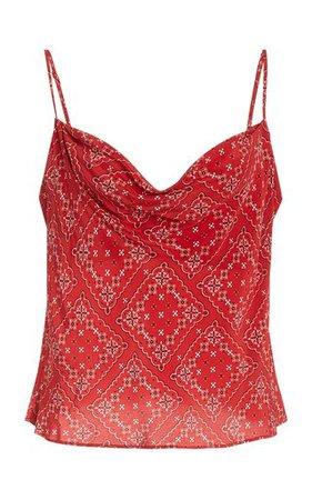 Bangle-Embellished Striped Cotton-Poplin Shirt by Rosie Assoulin | Moda Operandi