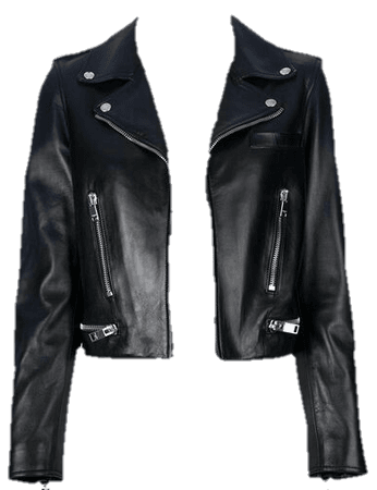biker punk jacket png