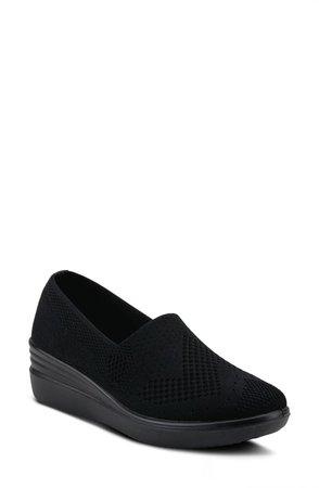Flexus By Spring Step Noral Victory Wedge Sneaker