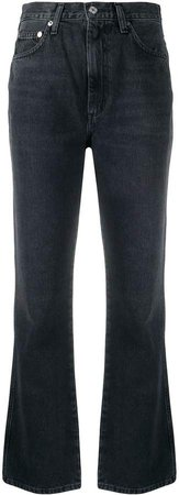 Agolde slim-fit flared jeans