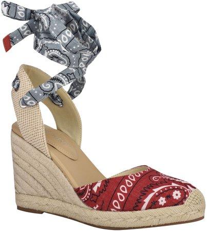 Frienda Espadrille Wedge Sandal