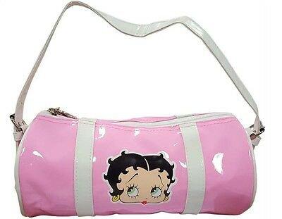 BETTY BOOP IT Girl Shiny Pink Lady's Designer Handbag - $37.49 | PicClick