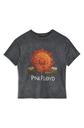 Topshop Pink Floyd Women's Graphic Tee | Nordstrom