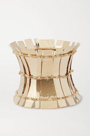 Valentino | Valentino Garavani gold-tone bracelet | NET-A-PORTER.COM