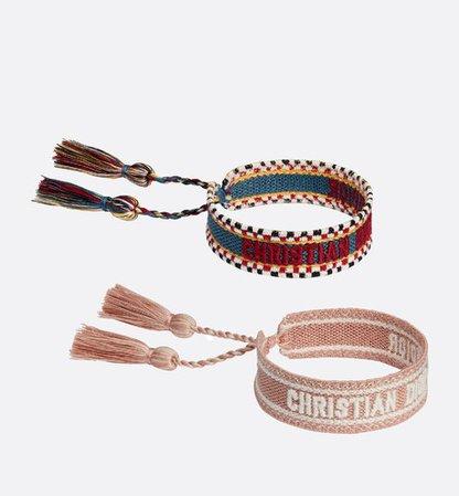 Set of Christian Dior J'Adior bracelets - Fashion Jewellery & Jewellery - Woman   DIOR