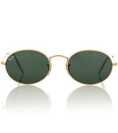 Oval Flat Sunglasses - Ray-Ban | Mytheresa