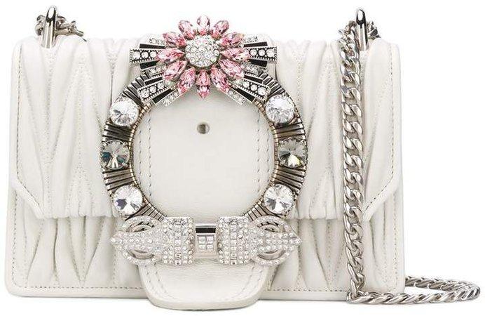 Miu Lady crossbody bag