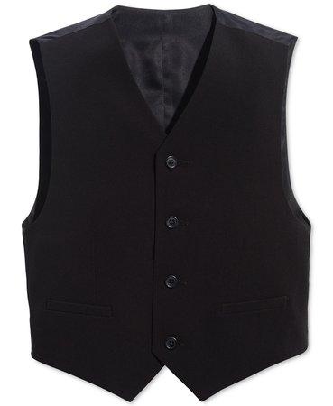 Calvin Klein Big Boys Slim Fit Stretch Suit Vest & Reviews - Suits & Dress Shirts - Kids - Macy's