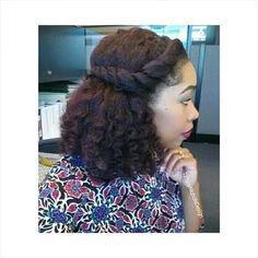 Pinterest (hair)