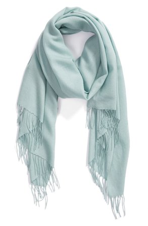 Nordstrom Tissue Weight Wool &Cashmere Scarf   Nordstrom