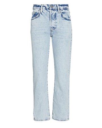 FRAME Le Original Straight-Leg Jeans | INTERMIX®