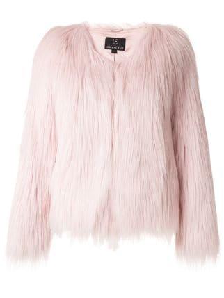 Unreal Fur Faux Fur Short Jacket - Farfetch