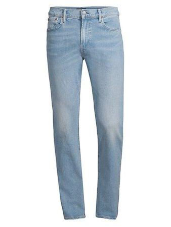 Polo Ralph Lauren Five-Pocket Stretch Jeans   SaksFifthAvenue