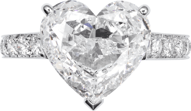 CRH4210200 - High Jewelry 1895 wedding band - Platinum, diamonds - Cartier