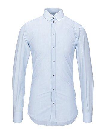 Dolce & Gabbana Patterned Shirt - Men Dolce & Gabbana Patterned Shirts online on YOOX United States - 38907243FW