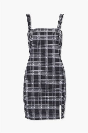 Plaid Bodycon Dress | Forever 21