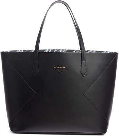 Wing Leather Shopper