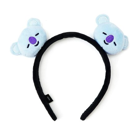 BT21 Headband- KOYA | BT21 Merch | FREE Worldwide Shipping – Lunar Noona
