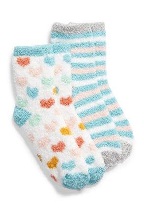 BP. 2-Pack Butter Crew Socks | Nordstrom