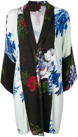 knitted kimono style top