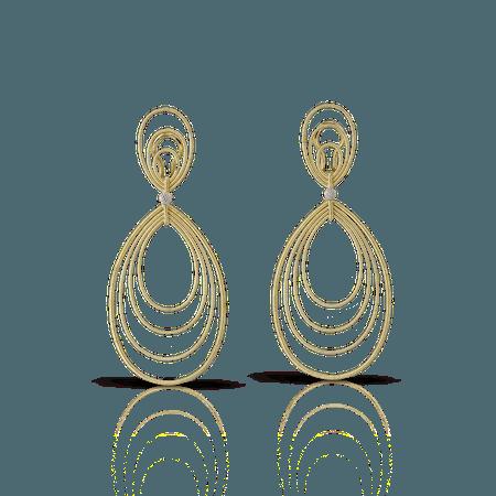 Buccellati Hawaii Waikiki earrings