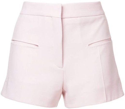 Carven mid rise shorts