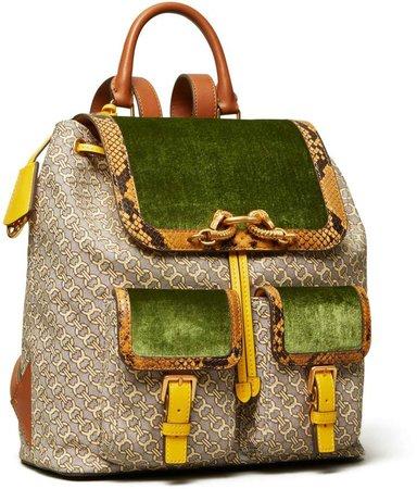 Jessa Flap Backpack