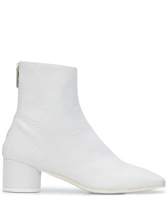 MM6 Maison Margiela 6-heel Ankle Boots - Farfetch