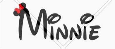 text Minnie