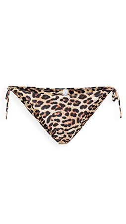 Peixoto Toni Bikini Bottoms animal print | SHOPBOP