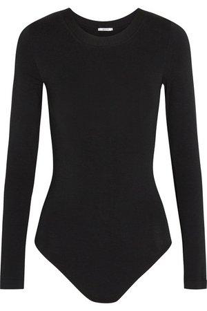 Wolford | Berlin stretch-jersey bodysuit | NET-A-PORTER.COM