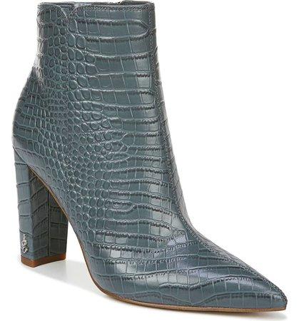 Sam Edelman Raelle Pointy Toe Bootie (Women) | Nordstrom