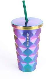 purple starbucks cup - Google Search