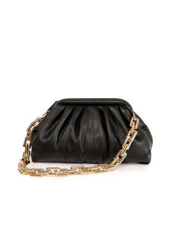 Chic Crossbody Chain Pouch Bag - Black – VICI