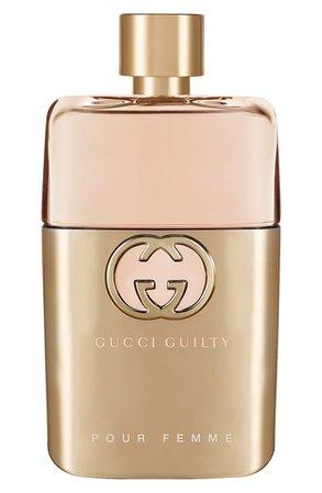 Gucci Guilty Pour Femme Eau de Parfum | Nordstrom
