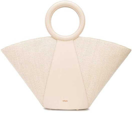 Roksana top-handle tote