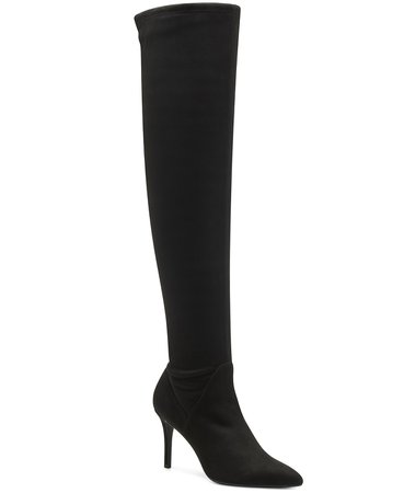 Jessica Simpson Abrine Over-The-Knee Boots & Reviews - Boots - Shoes - Macy's