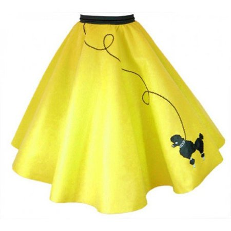 yellow poodle skirt - Google Search
