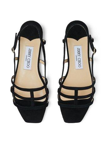 Jimmy Choo Arien strappy sandals - FARFETCH