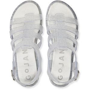 Clear Jelly Sandals
