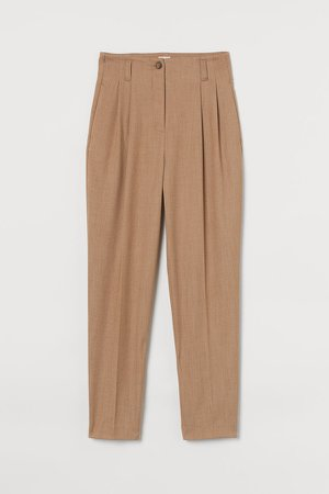 Dress Pants - Beige