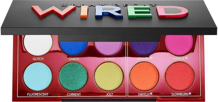 Wired Pressed Pigment Eyeshadow Palette