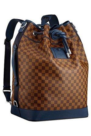 blue louis vuitton bag mens brown - Google Search