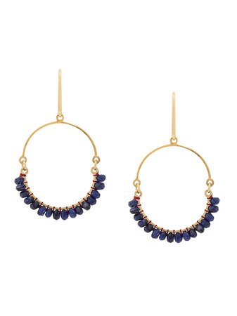 Isabel Marant Tribal earrings $185 - Buy AW19 Online - Fast Global Delivery, Price