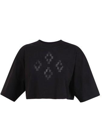 Marcelo Burlon Cropped T-shirt