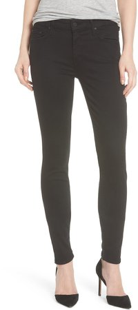'The Looker' Mid Rise Skinny Jeans