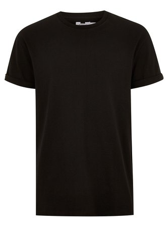 Black Oversized T-Shirt - TOPMAN USA